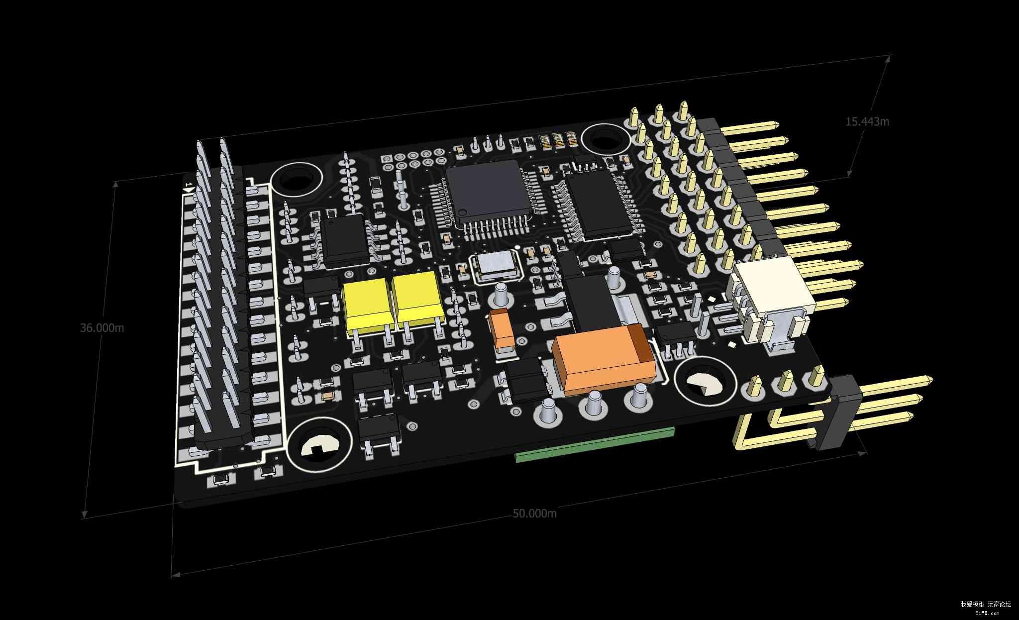 px4推挽放大器电路图