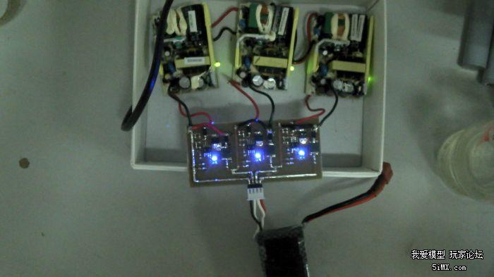 5a 3s锂电池平衡充,添加pcb文件,有兴趣的同学可以一起做着玩