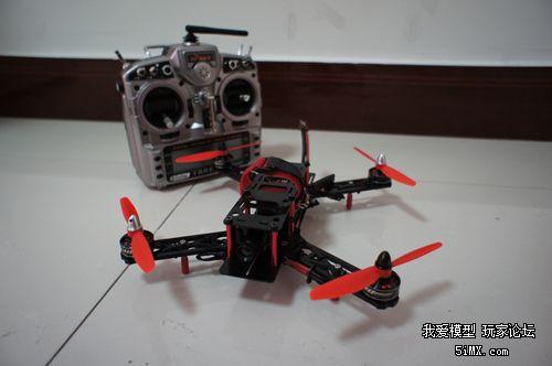 cc3d飞控电调接线图解
