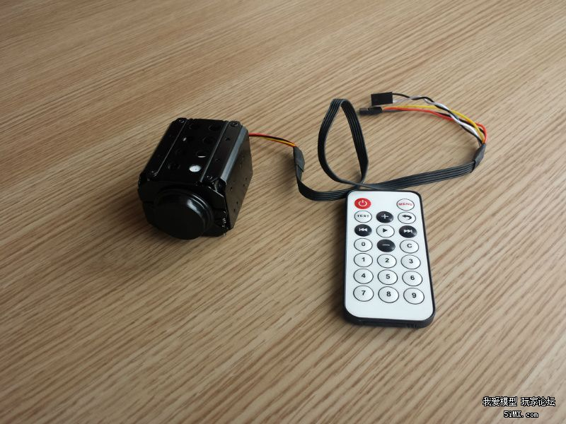 av输出 高清10x遥控变焦摄像头测试