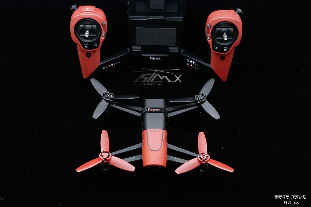 [5iMX評測室]Parrot旗艦無人機Bebop Drone開箱評測