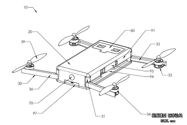 GoPro改变策略,自拍无人机专利曝光