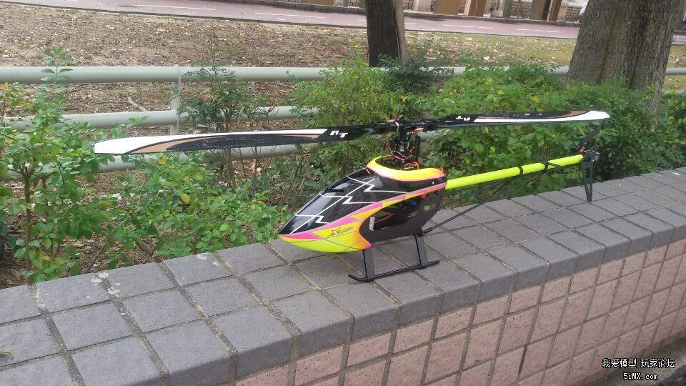 XL 520也组装好一台