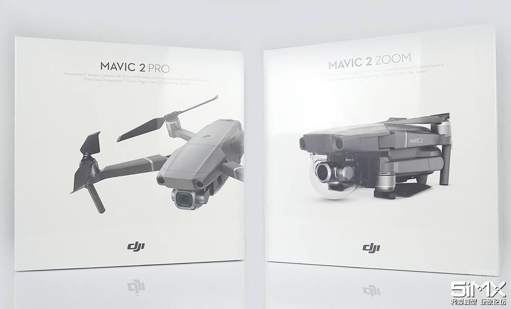 【5iMX】不仅有哈苏加持——大疆Mavic 2 Pro & Mavic 2 Zoom开箱评测
