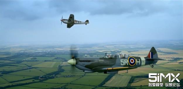BBC纪录片《百年皇家空军》 带你了解世界上历史最悠久的英国皇家空军历史