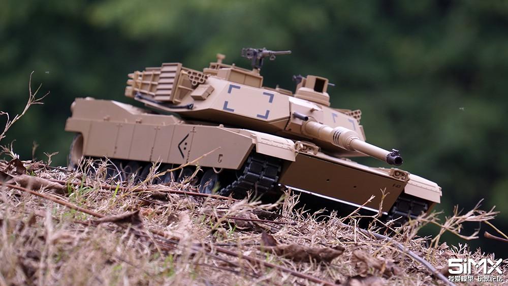 M1A2主战坦克动力换装 | 恒龙6.1主板&CNC波箱装车体验