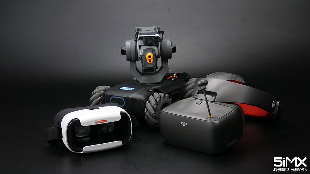 VR眼镜盒子能不能玩大疆RoboMaster S1机器人?实测后没想到会是这样的结果……