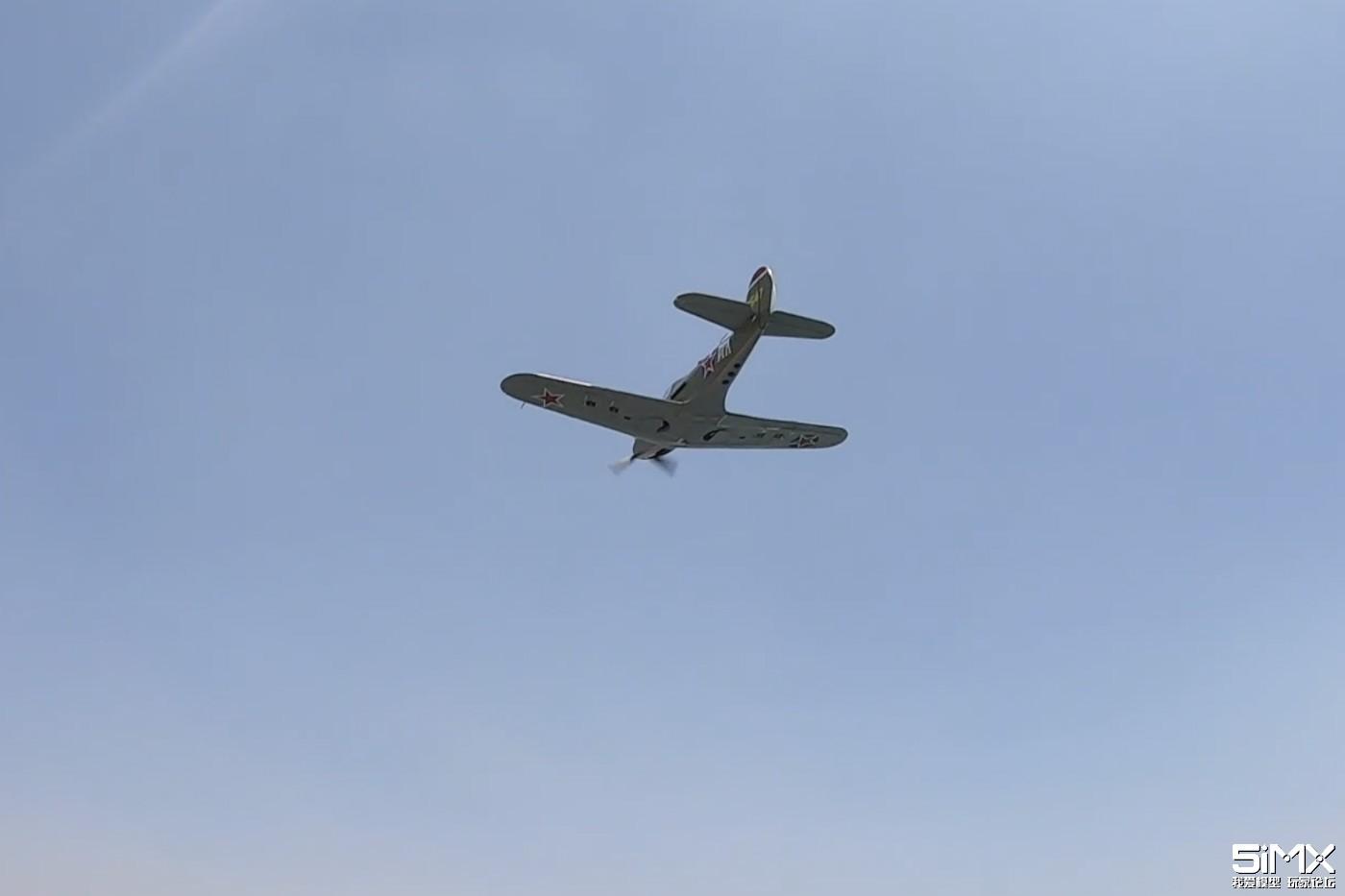 【ASHOBBY】二战传奇战机P-39测评!