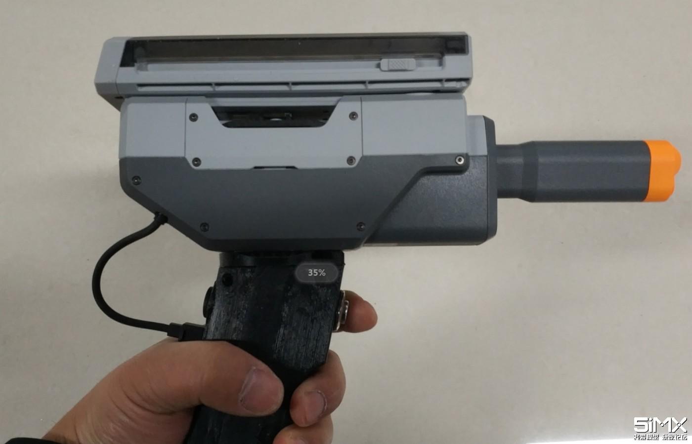 Robomaster S1 水弹发射器拆解+魔改