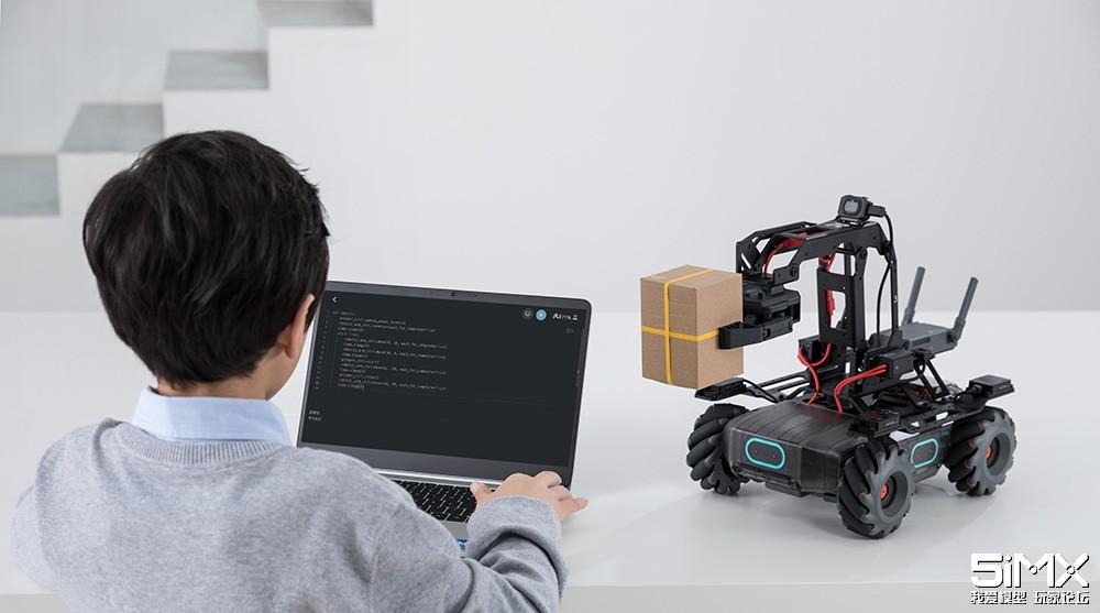 RoboMaster EP 開放官方SDK.jpeg