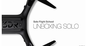【5iMX评测室】3DR Solo 无人机开箱及功能演示