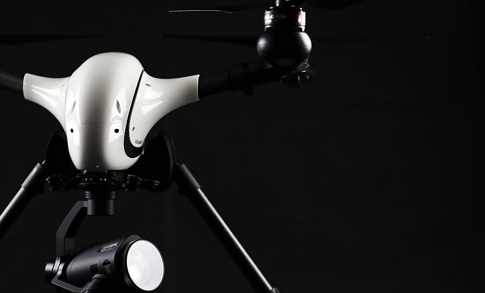 18倍变焦航拍无人机,华科尔Voyager 4开箱首测