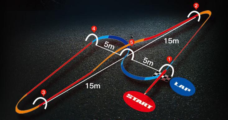TEAM SP天梯榜穿越机网络公开赛开启 | 5iMX邀你来战